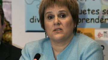 La investigadora ÁngeleHeras será la número dos del Ministerio de Ciencia